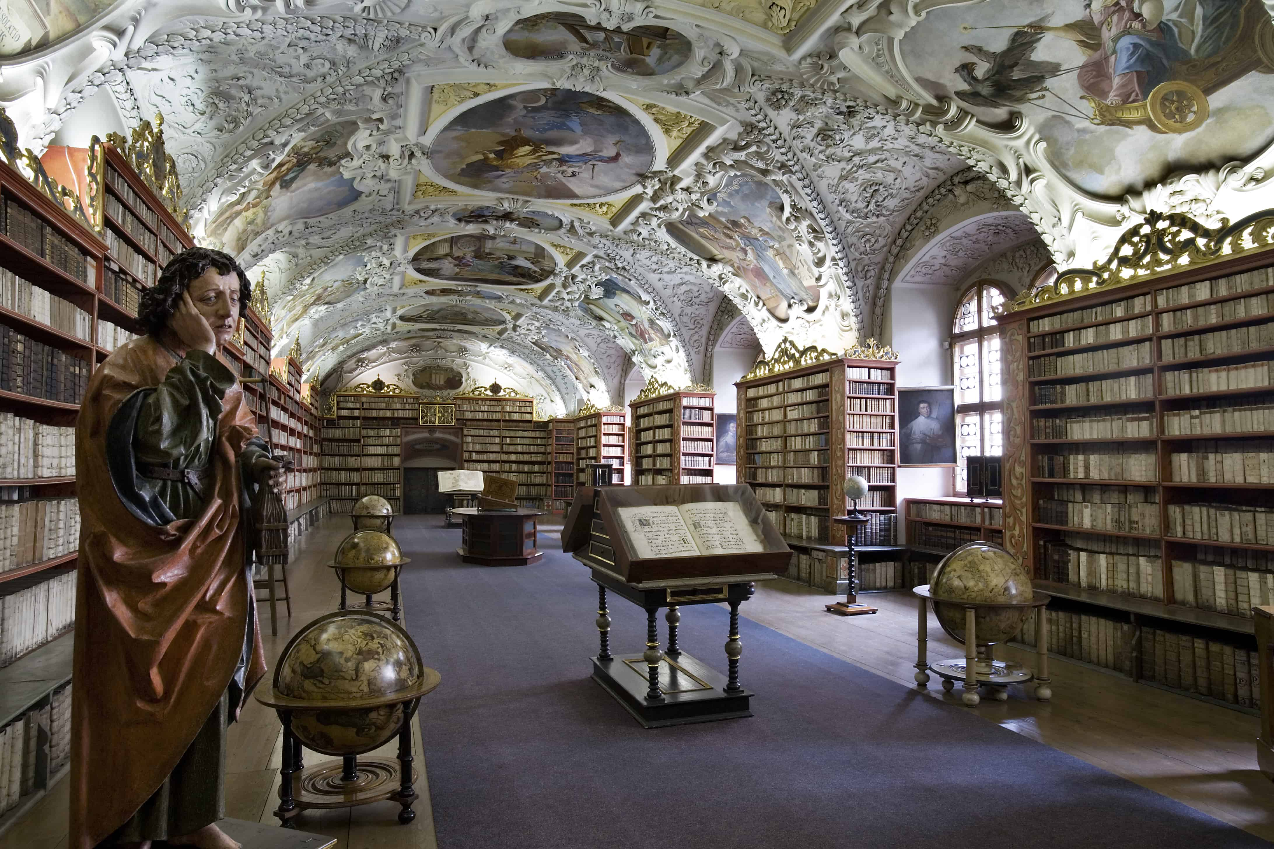 Strahov Monastery - Things to Do in Prague