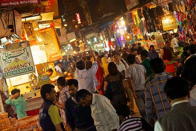Street Life of Delhi