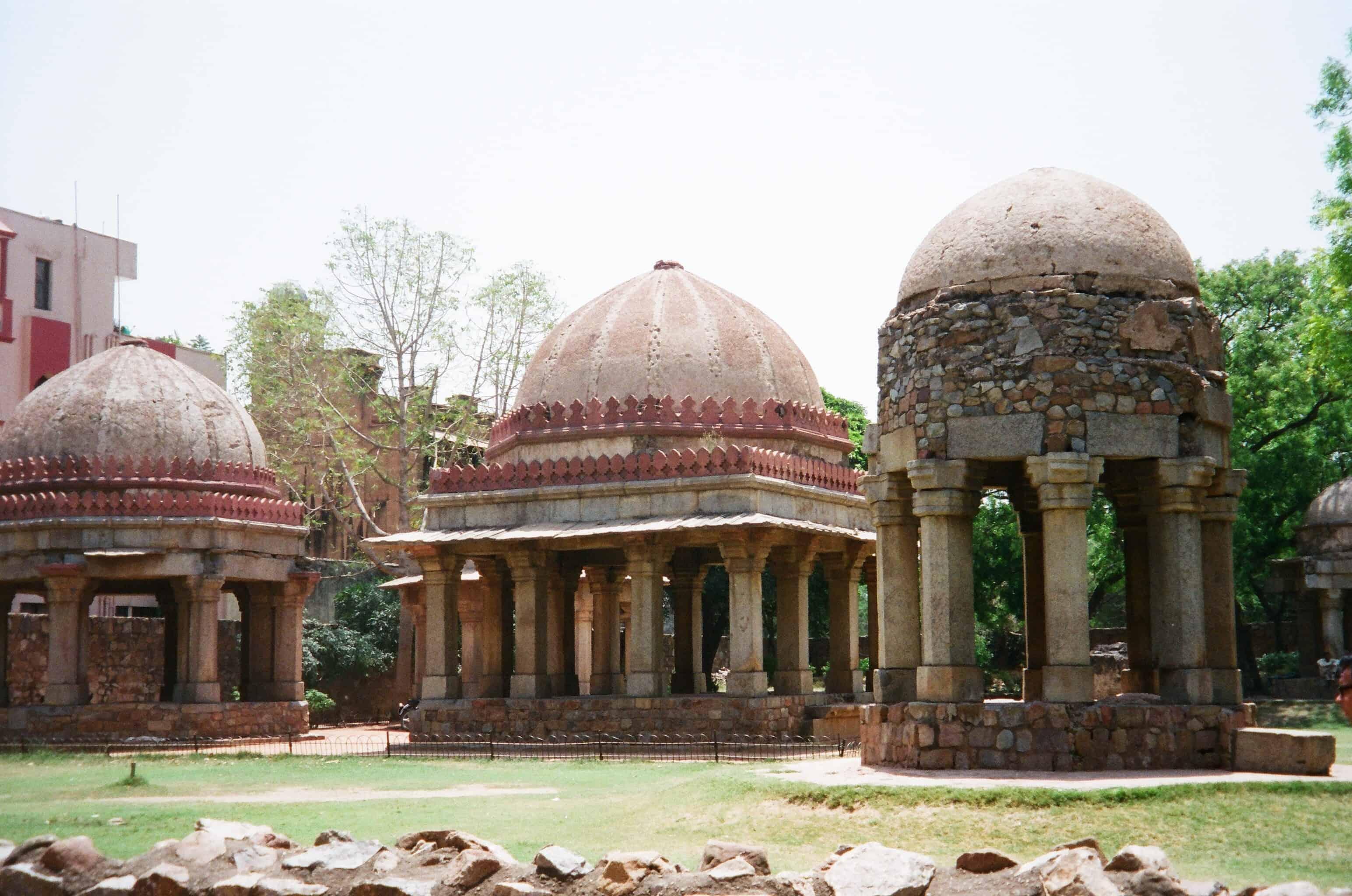 Hauz Khas Complex - New Delhi, India