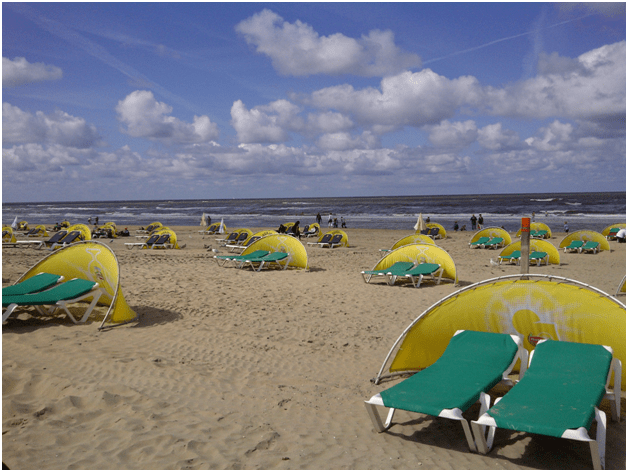 Day at the Seaside - Netherlands with Kids