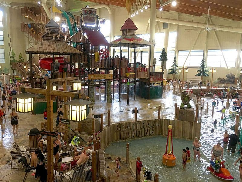 Great Wolf Lodge, USA - Best Waterparks in the World