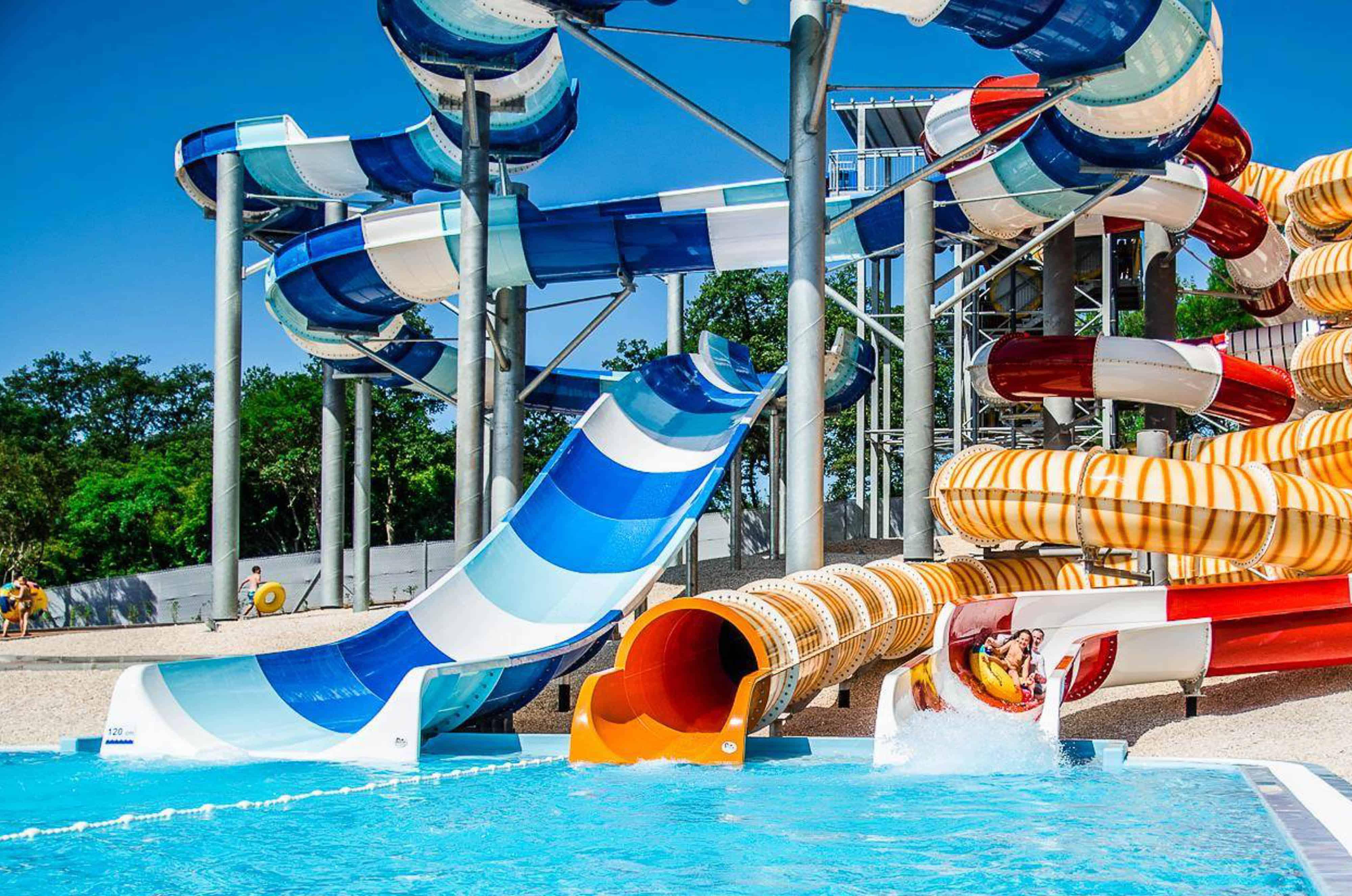 Aquapark Istralandia, Croatia