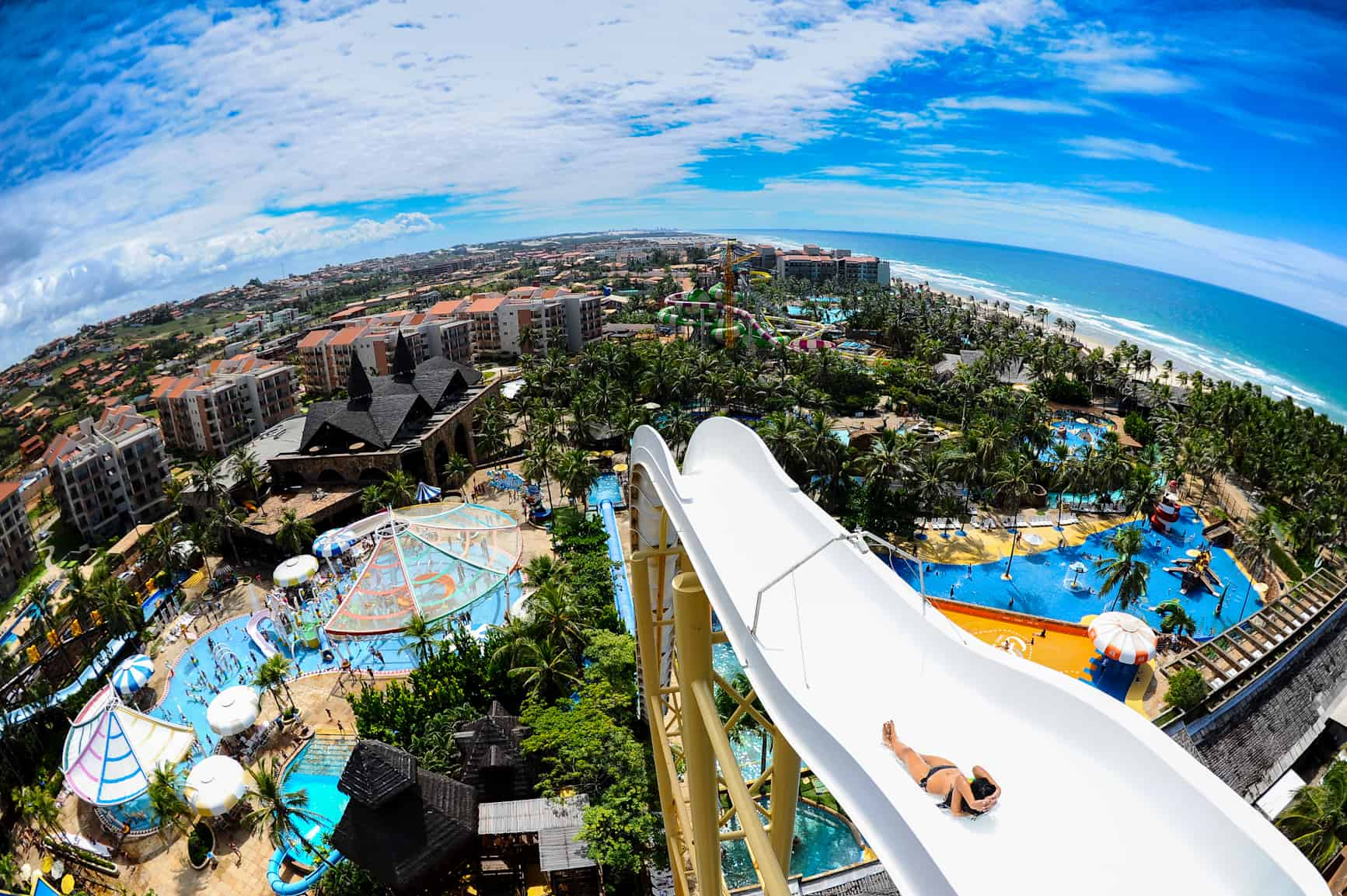 Beach Park, Brazil - Best Waterparks in the World