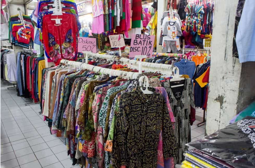 Indonesian Local Market