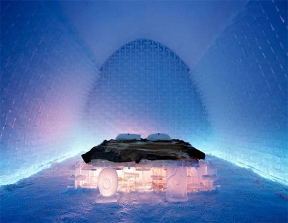 Eskimska Vas - Slovenaia - Best Ice Hotels in The World