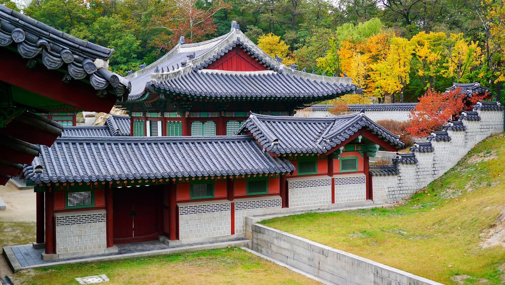 Gyeonghuigung Palace - Top Family-friendly Places to Visit in Seoul