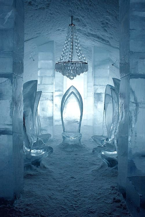 IceHotel – Jukkasjarvi, Sweden - Best Ice Hotels in The World