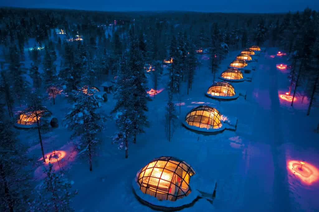 Hotel Kakslauttanen Igloo Village - Saariselka, Finland