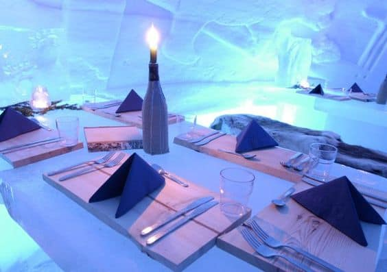 Snow Village – Kittilä, Finland - Best Ice Hotels in The World
