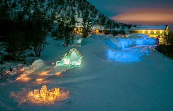 SnowHotel - Kirkenes, Norway - Best Ice Hotels in The World