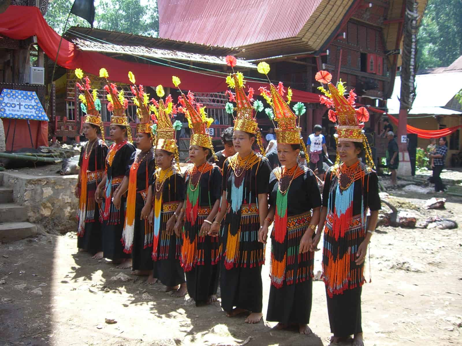 Funeral Chants - Best Things to Do in Indonesia