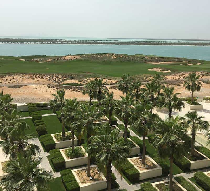 Yas Island, Abu Dhabi, UAE - Man-Made Islands