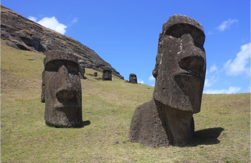 Easter Island, Chile - Bucket List Travel Ideas