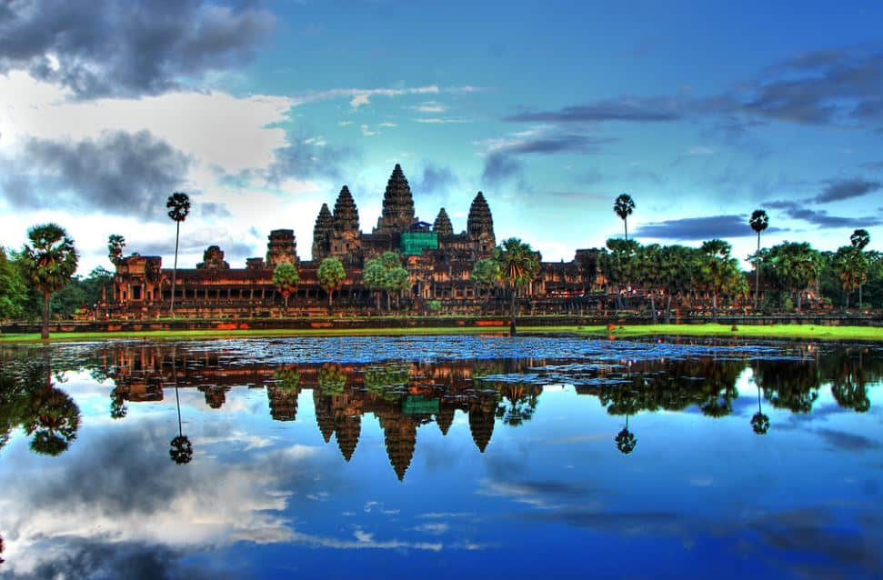 Angkor Wat, Cambodia - Bucket List Travel Ideas