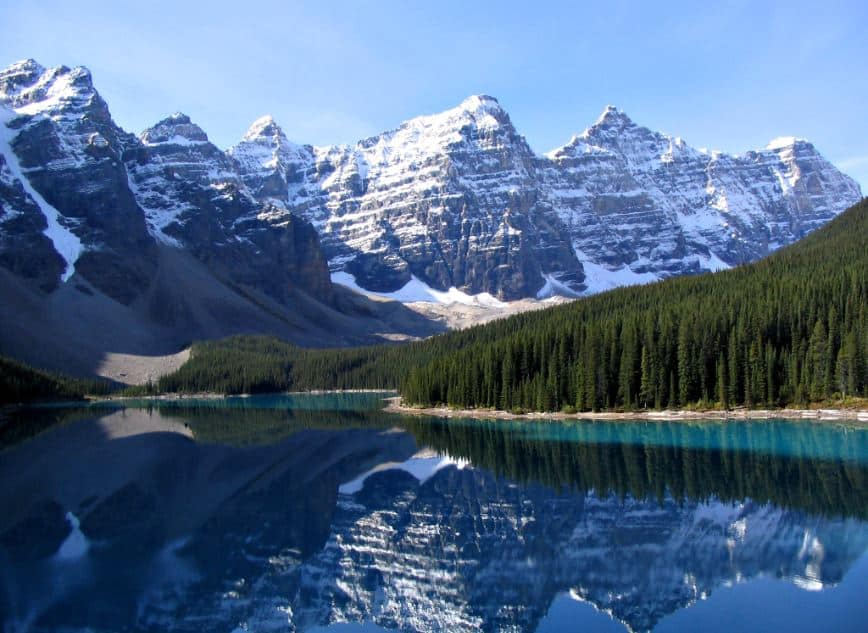 Banff National Park - Bucket List Travel Ideas