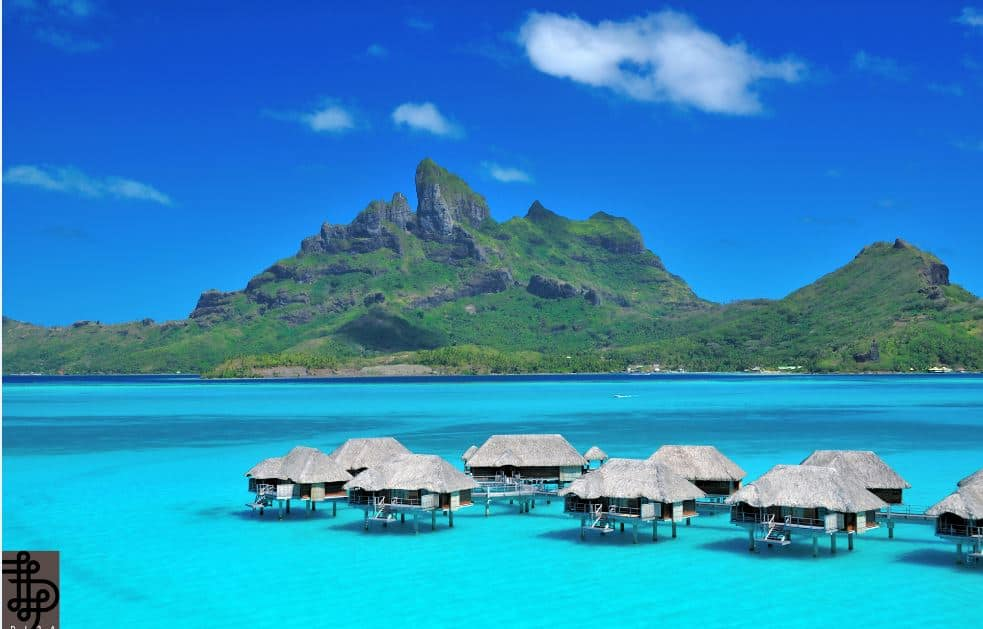 Bora Bora, French Polynesia - Bucket List Travel Ideas