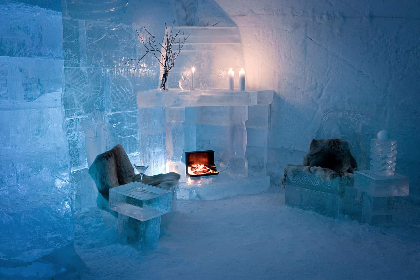 Sorrisniva Igloo Hotel - Best Ice Hotels in The World