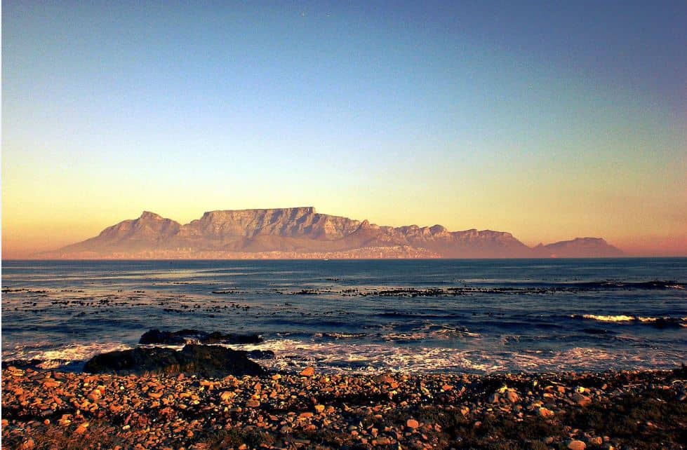 Table Mountain, South Africa - Bucket List Travel Ideas