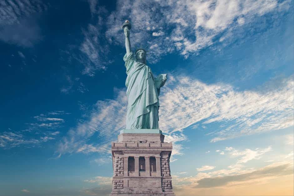 Statue of Liberty - Amazing Places to Visit in New York
