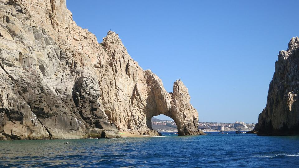 Cabo San Lucas, Mexico - Best Warm Winter Escape Destinations