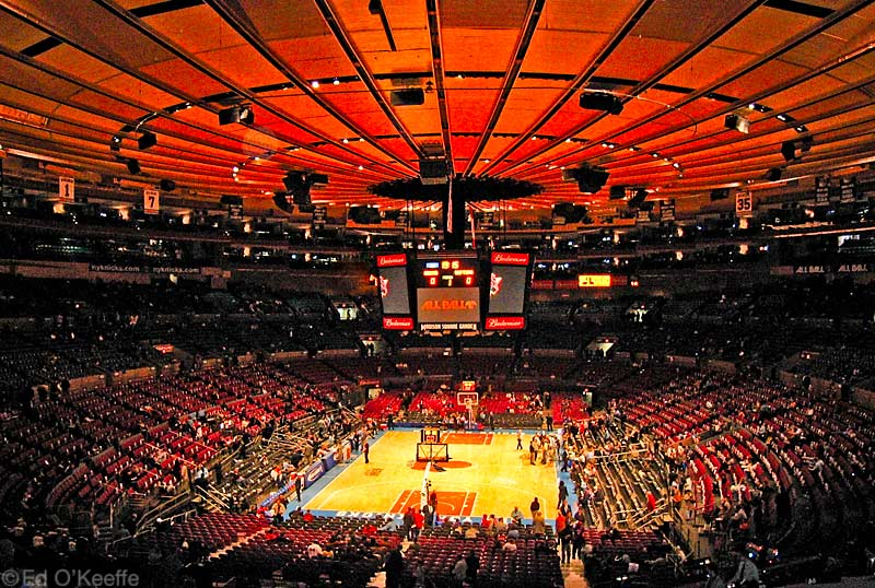 Madison Square Garden - Amazing Places to Visit in New York