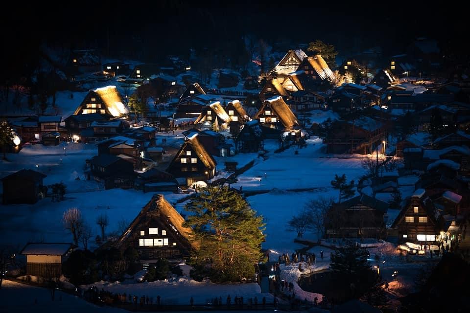 Shirakawa, Japan