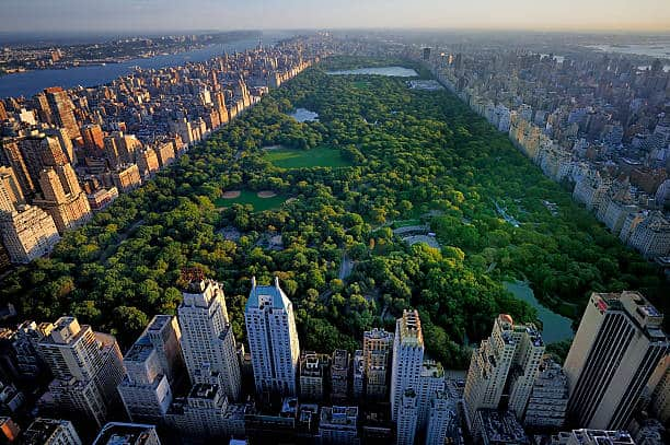 Central Park - Amazing Places to Visit in New York