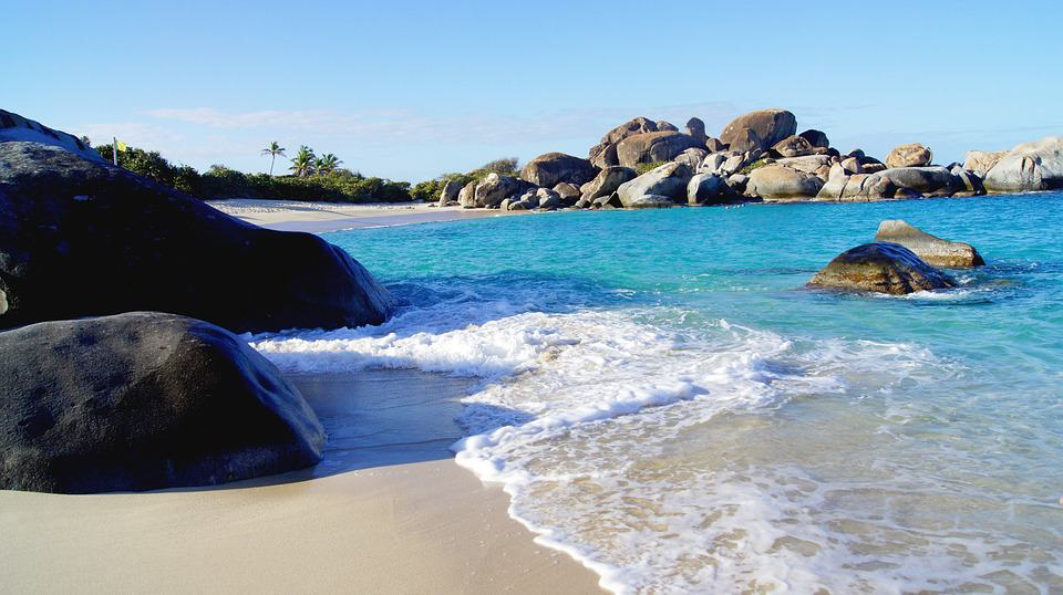 Virgin Gorda, British Virgin Islands - Best Warm Winter Escape Destinations