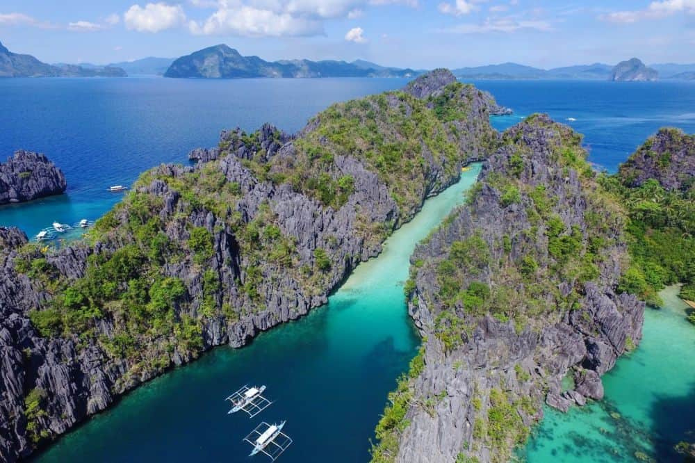 Palawan, Philippines - Best Warm Winter Escape Destinations