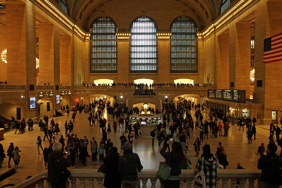 Grand Central Terminal - Amazing Places to Visit in New York