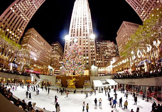 Rockefeller Center - Amazing Places to Visit in New York