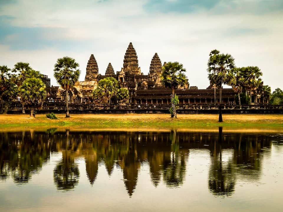 Siem Reap, Cambodia - Best Warm Winter Escape Destinations