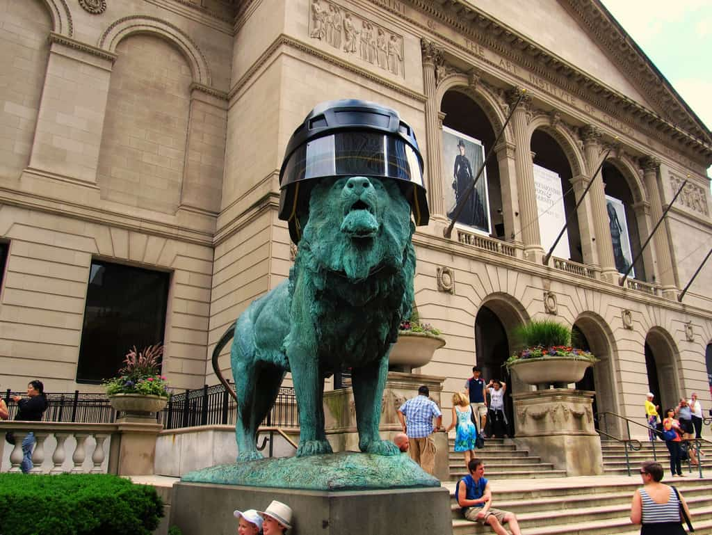 Art Institute of Chicago - Best Family Vacations Spots in the USA