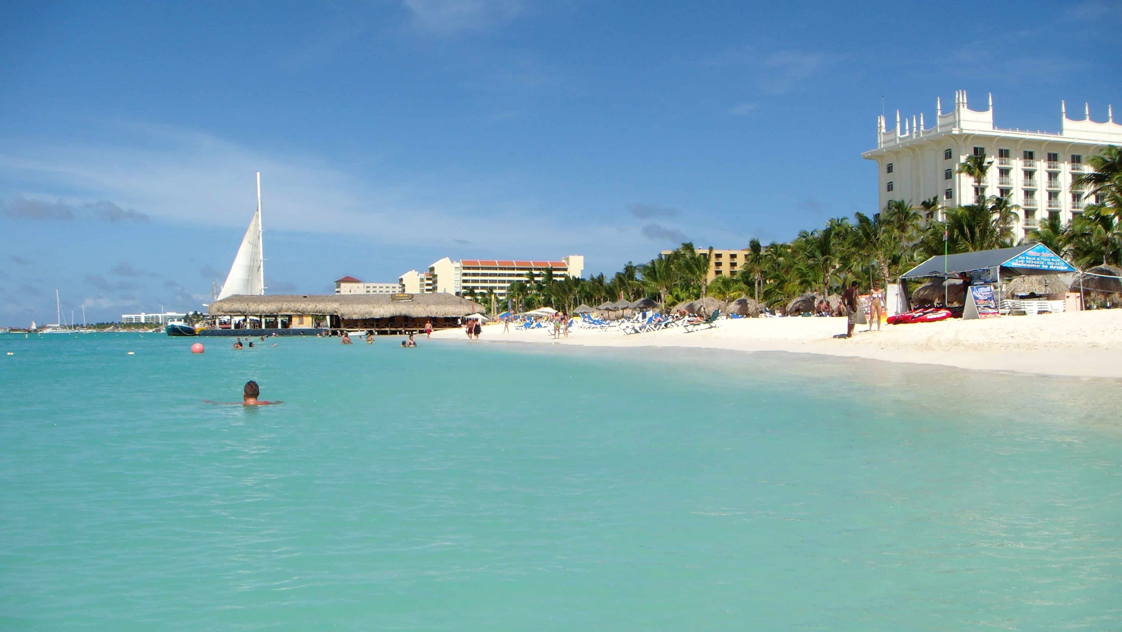 Aruba - Best Caribbean Islands for Family Vacations