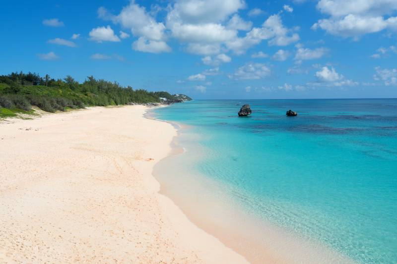 Bermuda - Caribbean Islands for Family Vacations