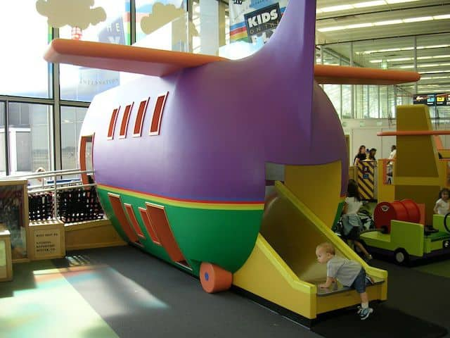 Chicago O'Hare Airport, USA - Kid-Friendly Airports