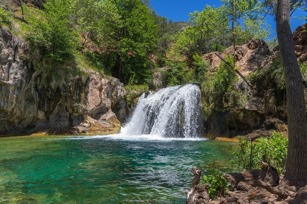 Fossil Creek Waterfall - Best Places to Visit in Arizona