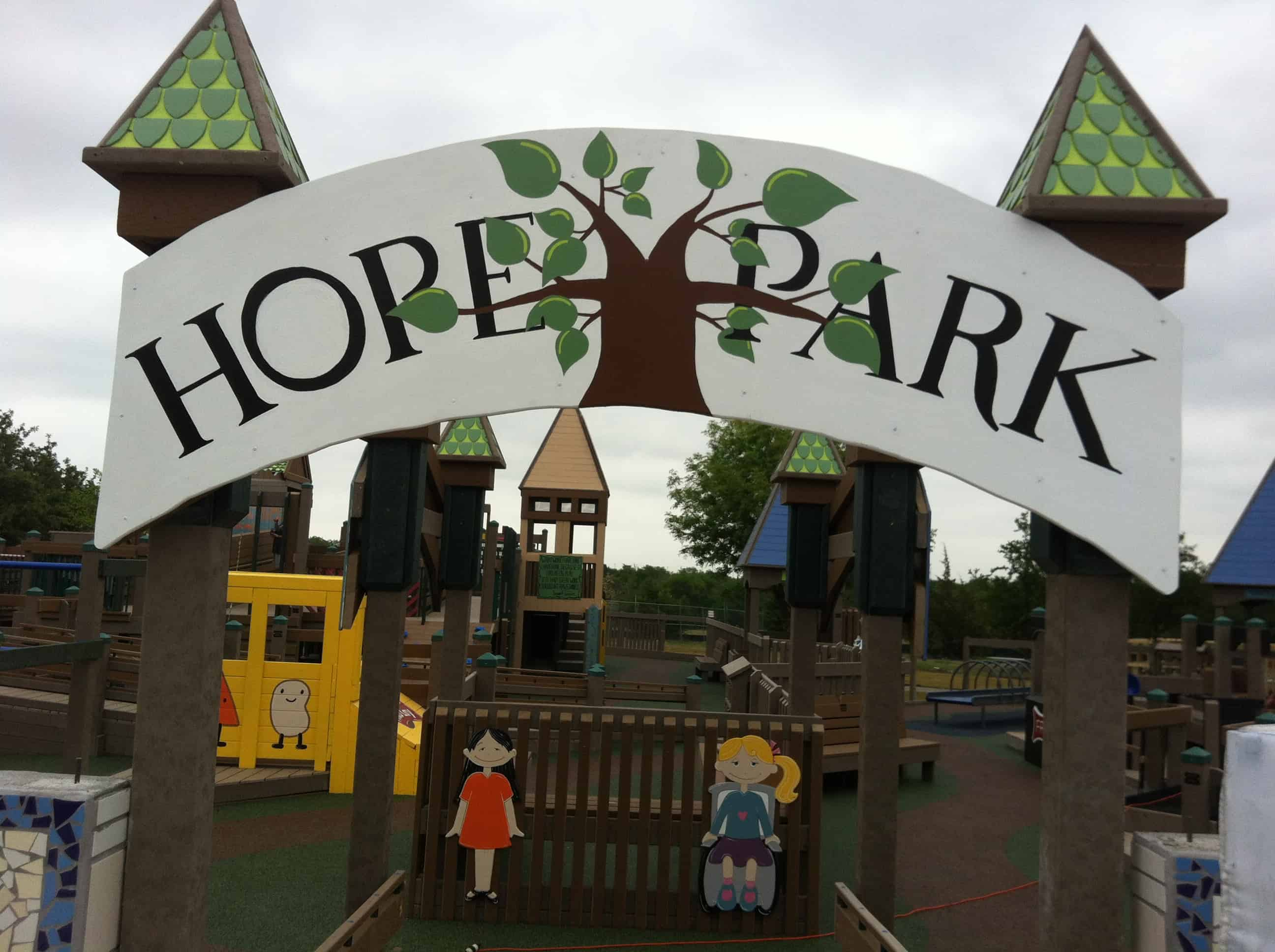 Hope Park: Frisco, Texas