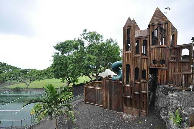 Kamakana Playground: Kona, Hawaii