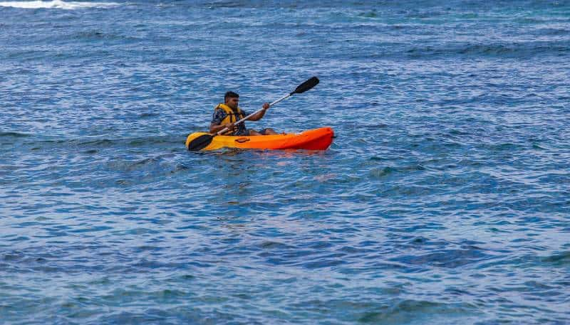 Kayaking - Caribbean Islands for Family Vacations