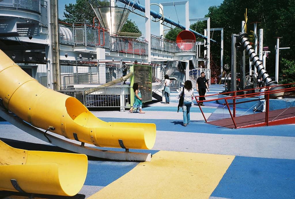 New York Hall of Science Playground: Corona, New York