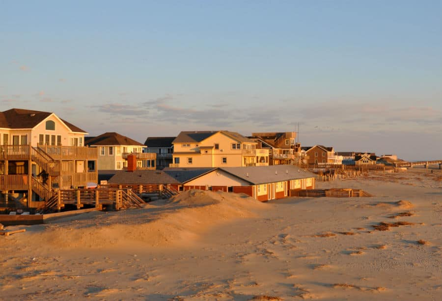 Outerbanks - Best Family Vacations Spots in the USA