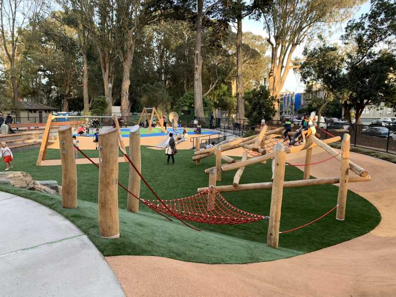 Panhandle Playground – San Francisco