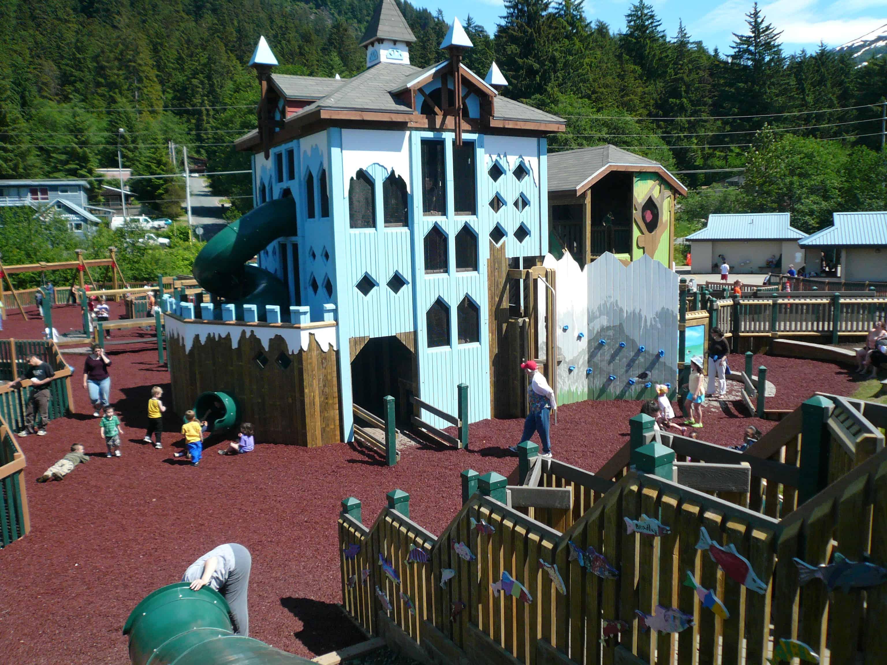 Project Playground: Juneau, Alaska