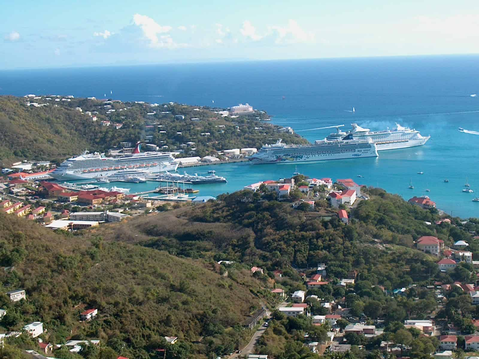 US Virgin Islands - Best Caribbean Islands for Family Vacations