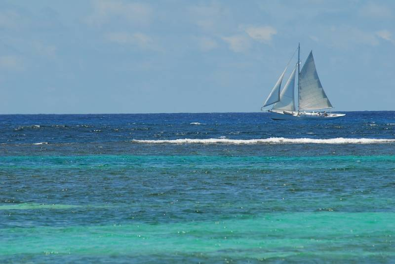 Sailboat Martinique - Caribbean Islands for Family Vacations