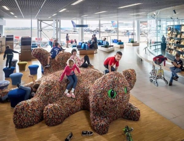 Schiphol Airport - Kid-Friendly Airports