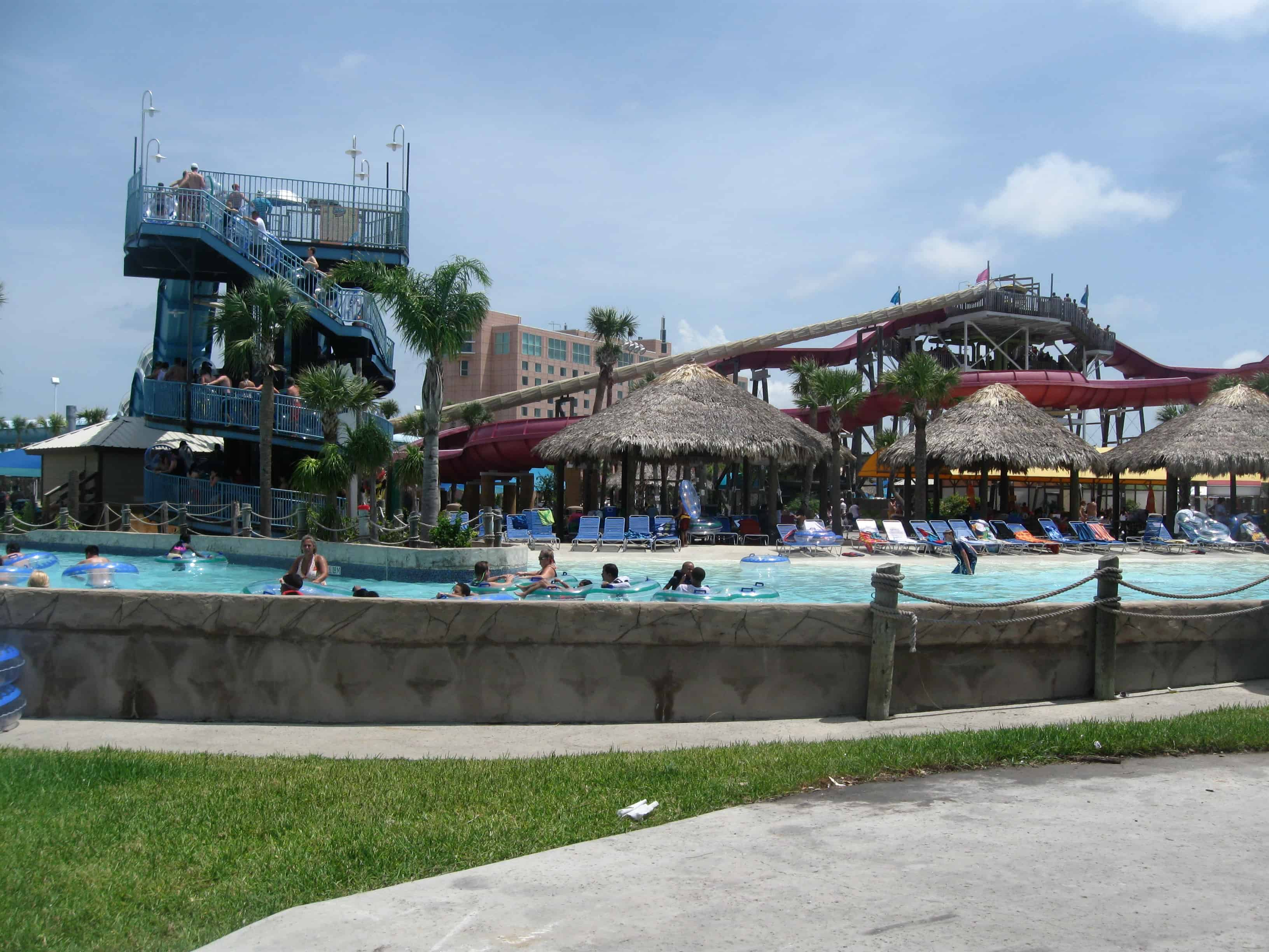 Schlitterbahn Waterpark - Best Family Vacations Spots in the USA