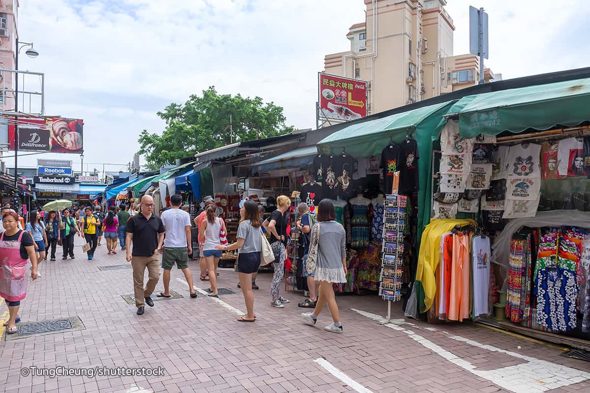 Hong Kong Market - Best Things to Do in Hong Kong