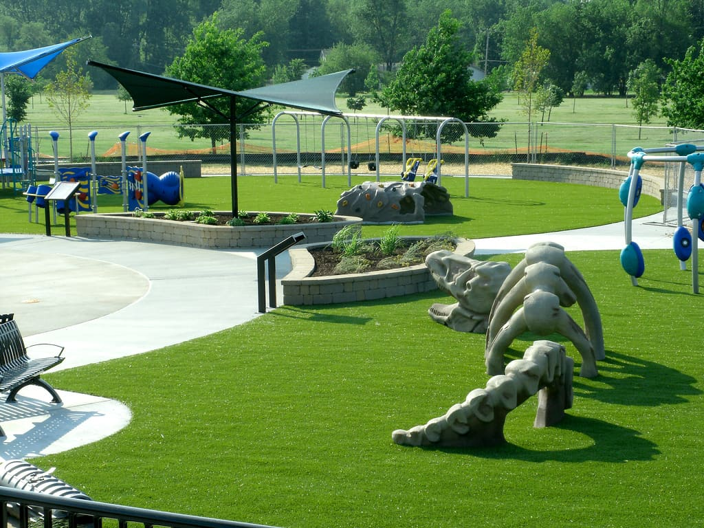 Taylor's Dream Boundless Playground: Fort Wayne, Indiana